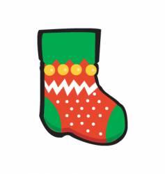 sock vector image vector image