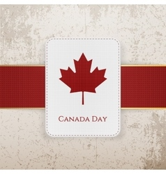 Canada day sale special banner vector