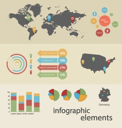 Infographic 7 vector