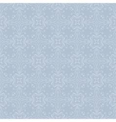 Seamless wallpaper with floral ornament vector image vector image