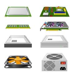 Computer hardware vector