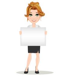 Businesswoman 09 vector