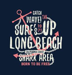 Dangerous shark with typo vector