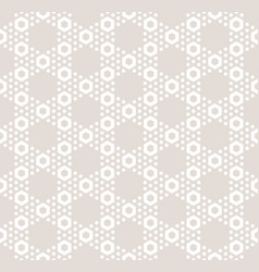 hexagon texture seamless pattern in pastel colors vector image vector image