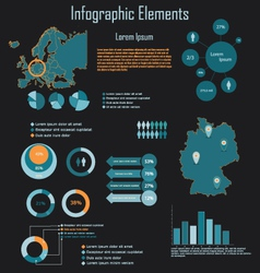 Infographic 9 vector
