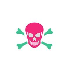 Skull Icon vector image