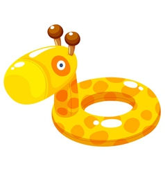 Swim ring vector image
