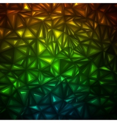 Beautiful shine color abstract vector