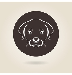 sign pets vector image