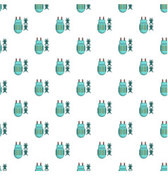 No ants device pattern seamless vector