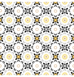 Design seamless colorful decorative pattern vector