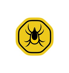 Tick insect vector