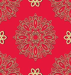 Mandala pattern75 vector