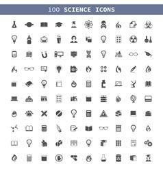 Science icon6 vector image