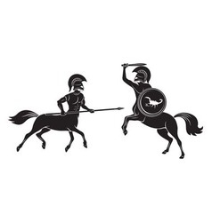 Centaurs vector image