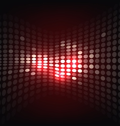 Disco Lights 2 vector image