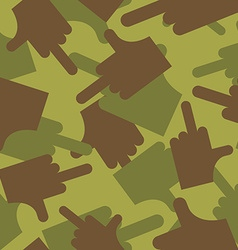 Army pattern to fuck military camouflage texture vector