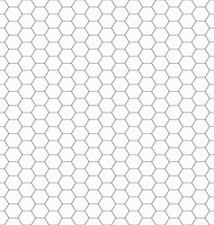 Honeycomb seamless vector