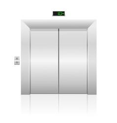 Passenger elevator 01 vector