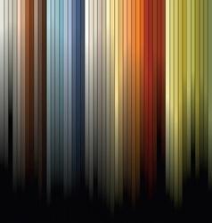 Retro color background vector image vector image