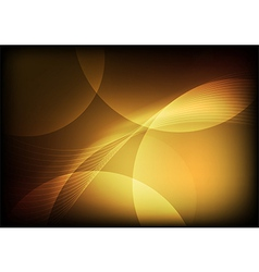 Yellow abstract backgrounds vector image vector image