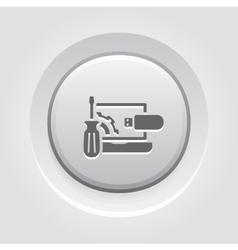 Repair kit icon vector