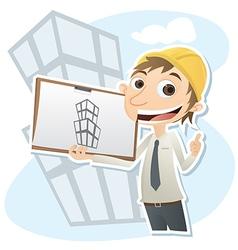 Civil engineer vector
