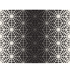Seamless black and white geometric line vector