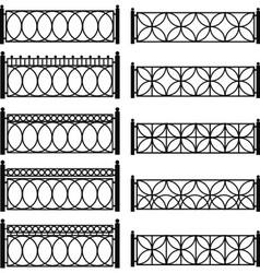 Metal lattices vector