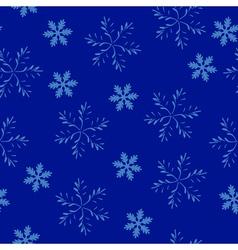 Snow dark pattern vector