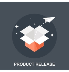 Product release vector