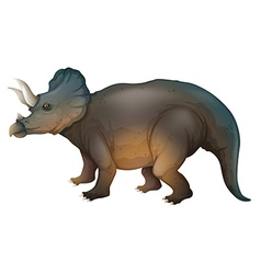 Triceratops vector