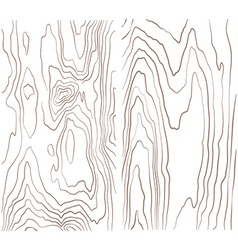 various monochrome wood texture collection vector image vector image