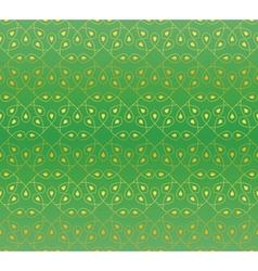 seamless geometric ornament vector image vector image