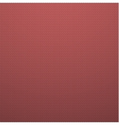 Knitted Style Pink Seamless Pattern EPS10 vector image