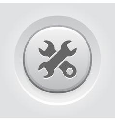 Repair Service Icon vector image vector image