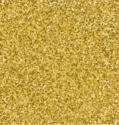 gold glitter texture gold sparkles texture vector image