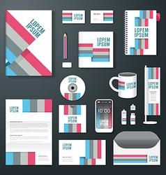 Brochure flyer magazine cover booklet poster desig vector