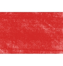 Distress red texture vector