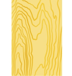 Yellow color light wood texture vector