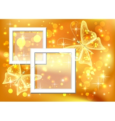 Design photo frames vector