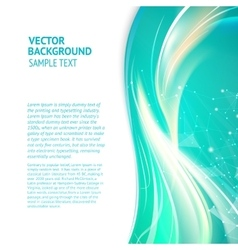 Abstraction for banner vector
