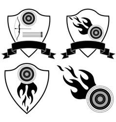 Archery vector image vector image