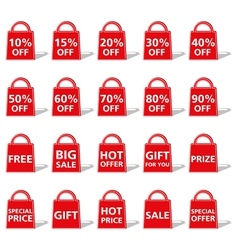 Discounts and Offers vector image