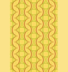 Abstrat vintage seamless pattern vector