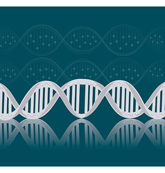 Dna design vector