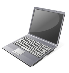 Laptop 3 vector