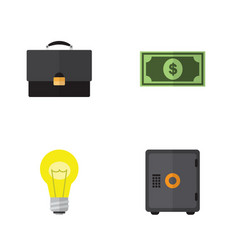 Flat incoming set of greenback bubl portfolio vector