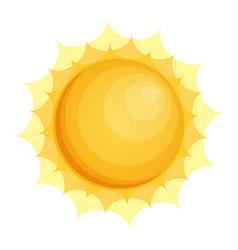 Sun icon sun icon eps10 sun icon flat vector