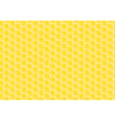 Honey combs pattern vector